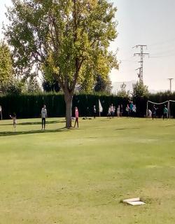 Golf en el Parador